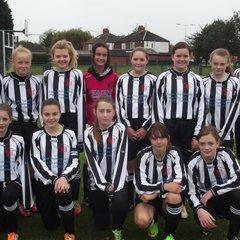 hessle sporting girls u14