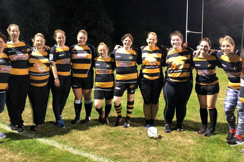Womens XV lose to Alton 1 - 7