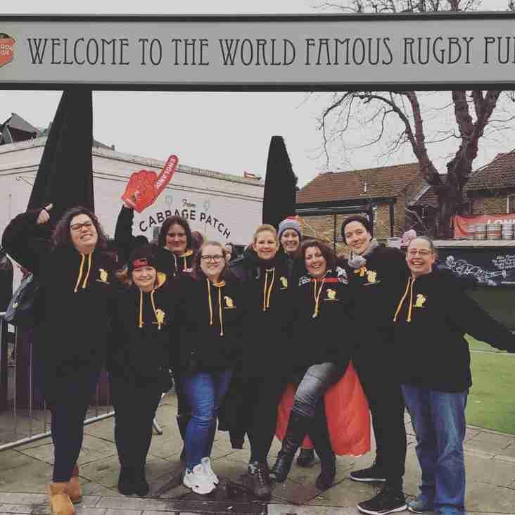 England Women Grand Slam Winners 2019