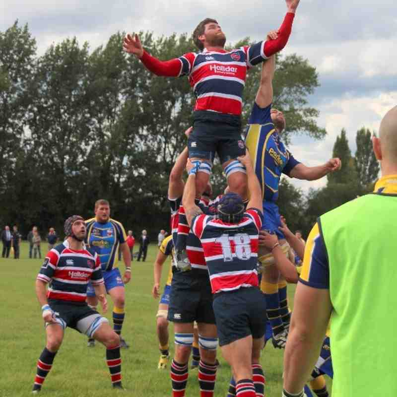 Grove 1XV v Swindon 7/9/13