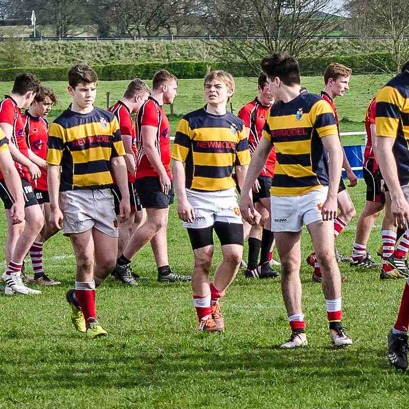 Whitchurch Colts v Bolton Colts 26 Mar 2017