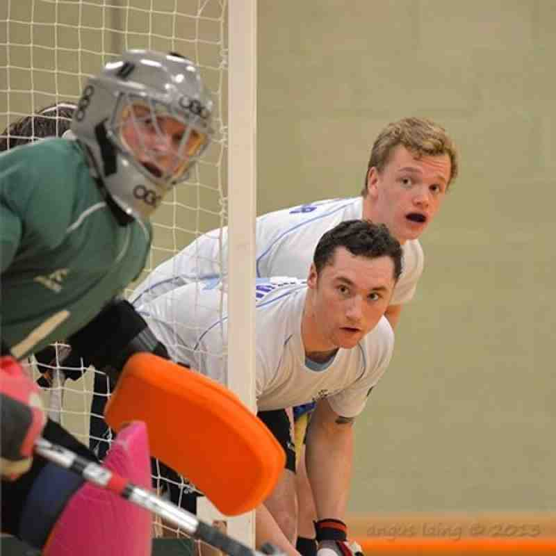 1s Indoor - Season 2012/2013 - Copyright of Angus Laing