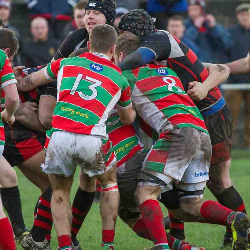 Wids V Warrington 300116