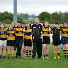 U13's in Cill Dara Blitz v Athlone Buccaneers, Seapoint, Orsay, Carlow on 04/05/14