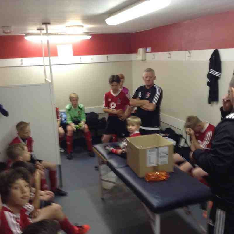 TFC U13 Youth Cup Final Photos
