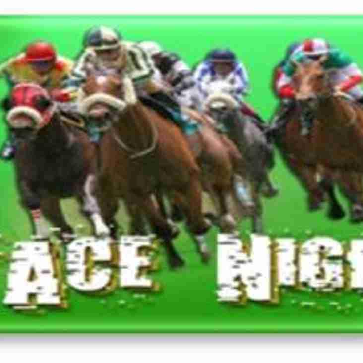 Thamesview Race Night!!