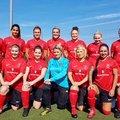 Ladies beat Long Lane 10 - 0