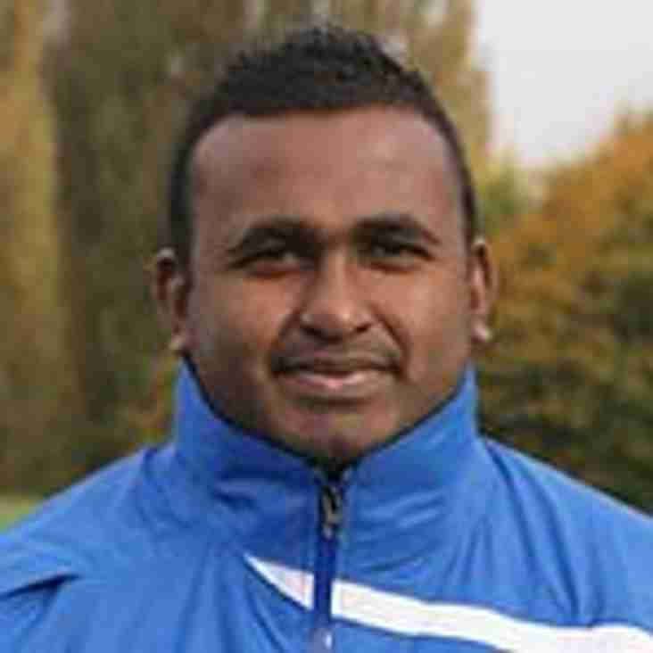 Thamesview Ladies are delighted to announce that Quinton Naidoo will be their new Joint First Team Manager