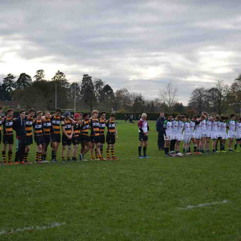 Academy Div 1 League Game Old Reigatians 221115