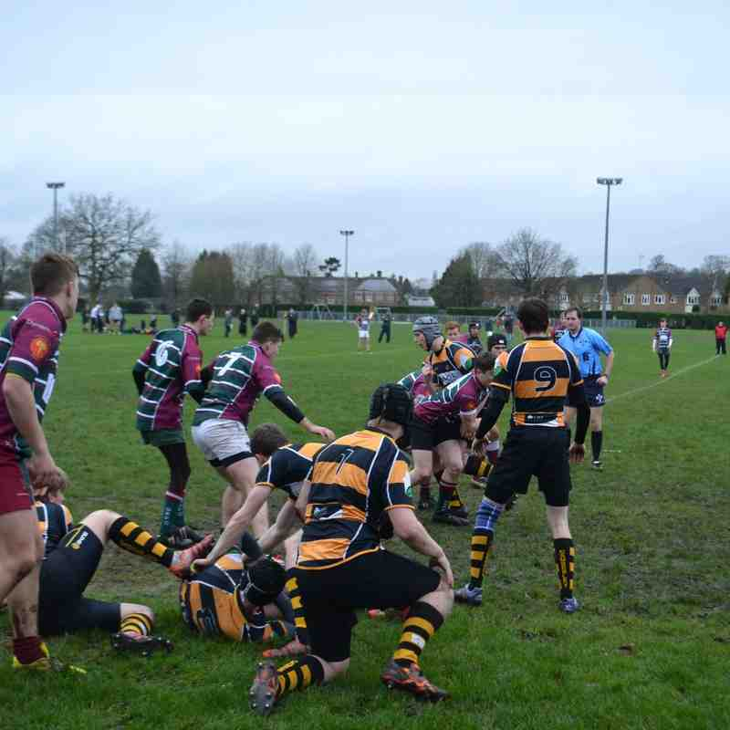 Academy D1 League vs Guildfordians 170117
