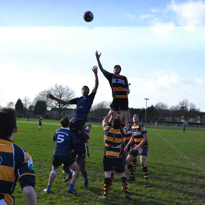 Academy D3 League Game vs Old Alleynians 070216