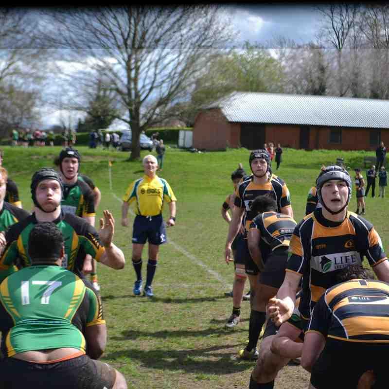 Academy D1 League Game v Effingham & Leatherhead 170416
