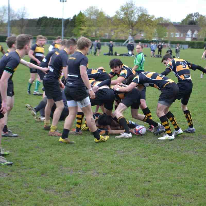Academy D1 League Game vs Esher 240416