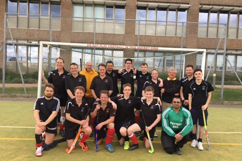 West Herts 4 vs. Potters Bar 3