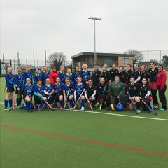 Ladies 1s v Blueharts 5/1/2019