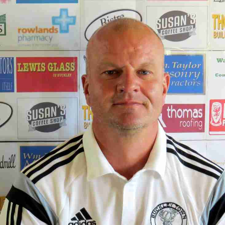Manager Ian Angelsea's post match report