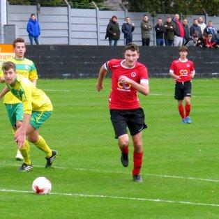 Caernarfon Match report and stats