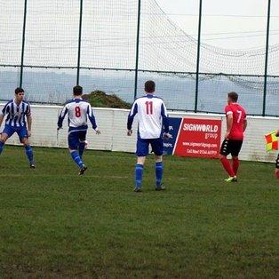 Buckley Town 0 Holyhead Hotspur 1