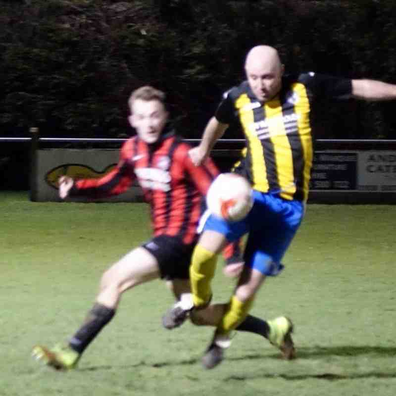 Guilsfield 4 Buckley Town 0