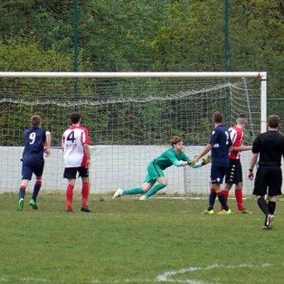 Buckley Town 0  Gresford Athletic 1