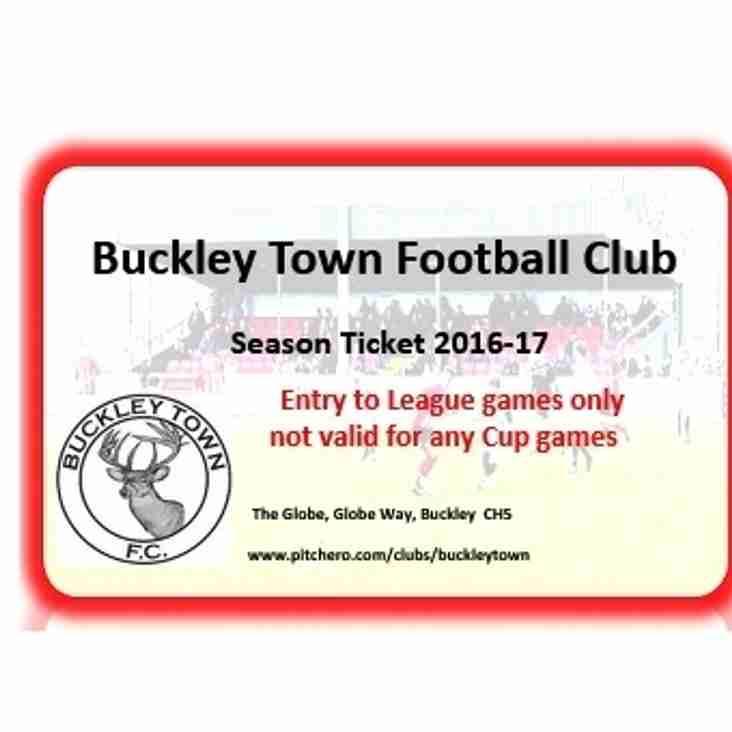 Help Buckley Town FC  survive