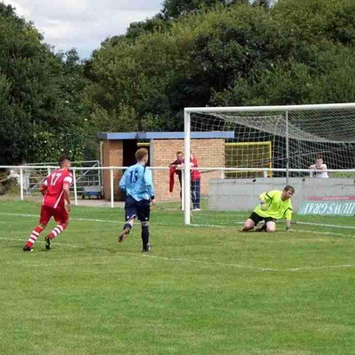 Buckley Town FC 3-1 Rhos Aelwyd FC