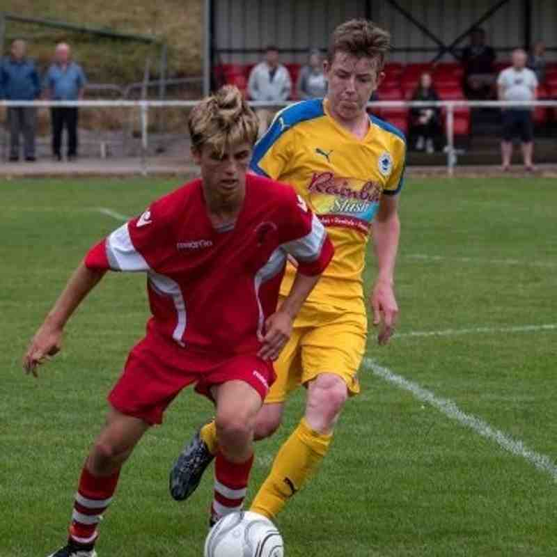 Buckley Town v Chester XI