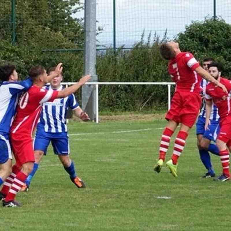 Buckley v Holyhead Hotspur