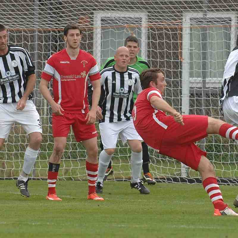 Barmouth 0 Buckley Town 2
