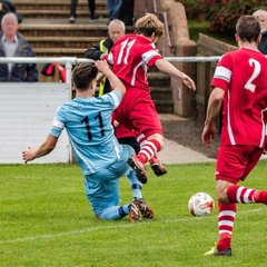 Buckley Town v Holywell Town