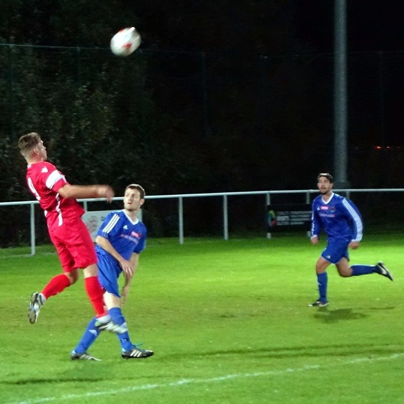 Buckley Town 3 Ruthin Town 5