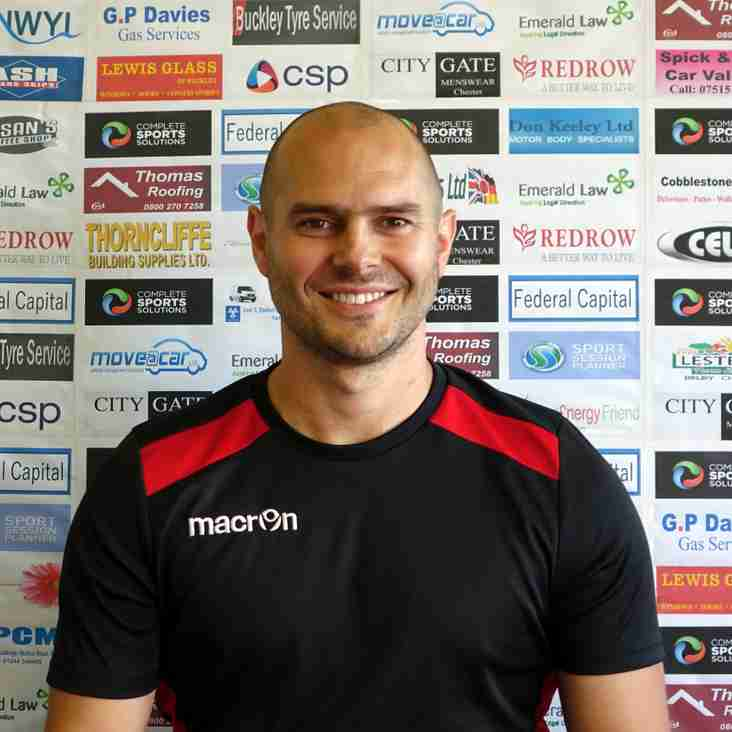 Manager Ben Chamberlain's post match review