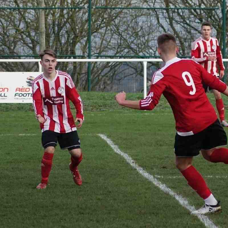 Buckley Town Res v Ruthin Res