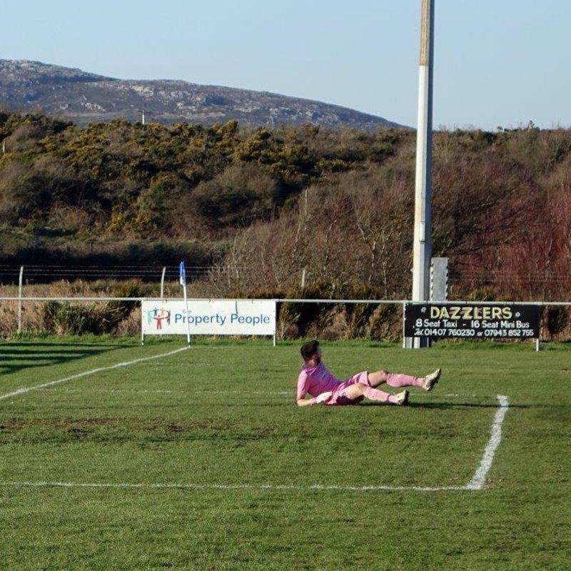 Hoyheard Hotspur 2 Buckley Town 0