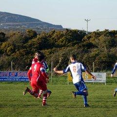 Holyhead Hotspur 2 Buckley town 0