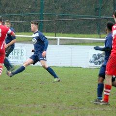 Buckley Town 4 Llanfair United 0