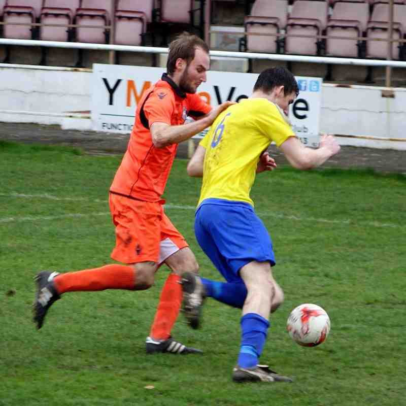 Conwy Borough 0 Buckley Town 1