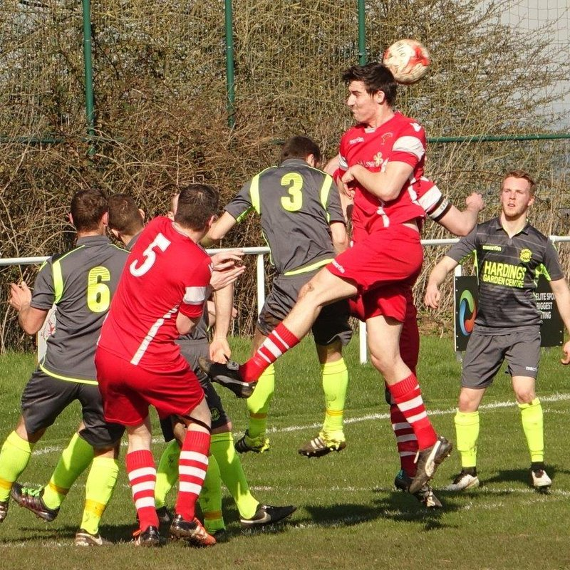 Buckley Town draw against Guilsfield Fc
