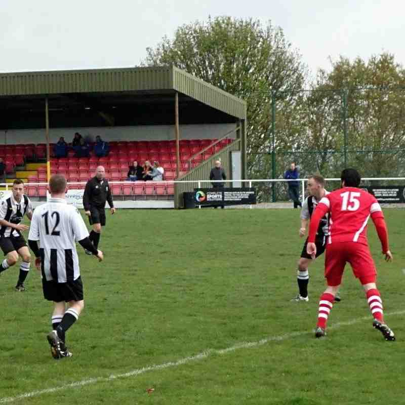 Buckley Town 4 Llay Welfare 0