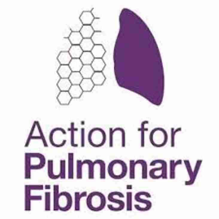Huws Gray Alliance vice chairman Steve Williams Charity Walk - Action for Pulmonary Fibrosis