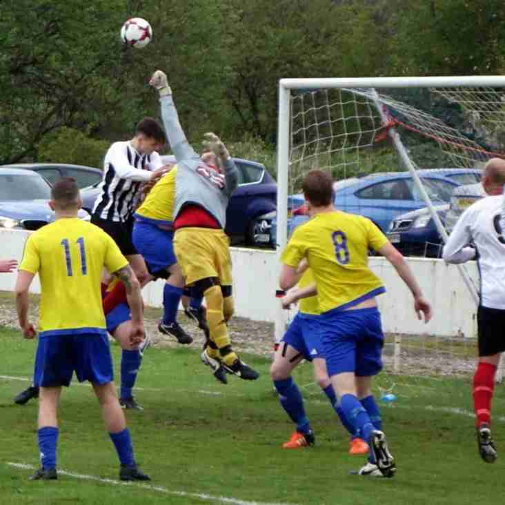 Buckley Town Reserves take Flint to a penalty shootout Friday night.