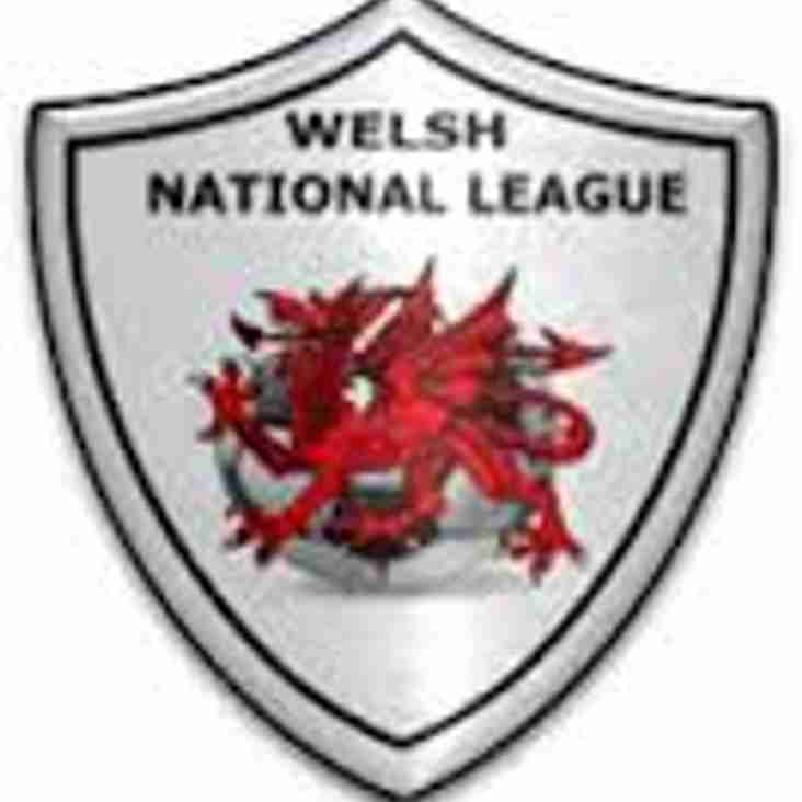 Opening fixtures to Welsh National Premier League announced