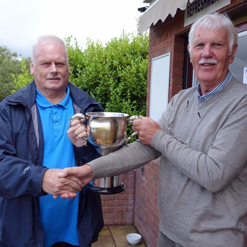 Buckley Town's Club Person of the Season Award