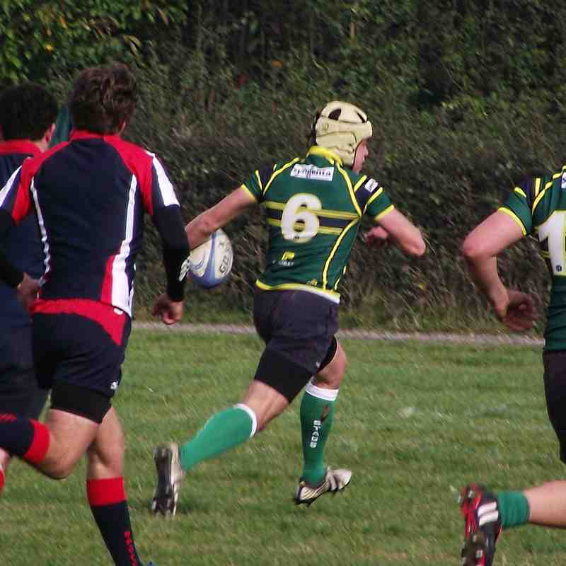 U16s Stags vs Biggleswade