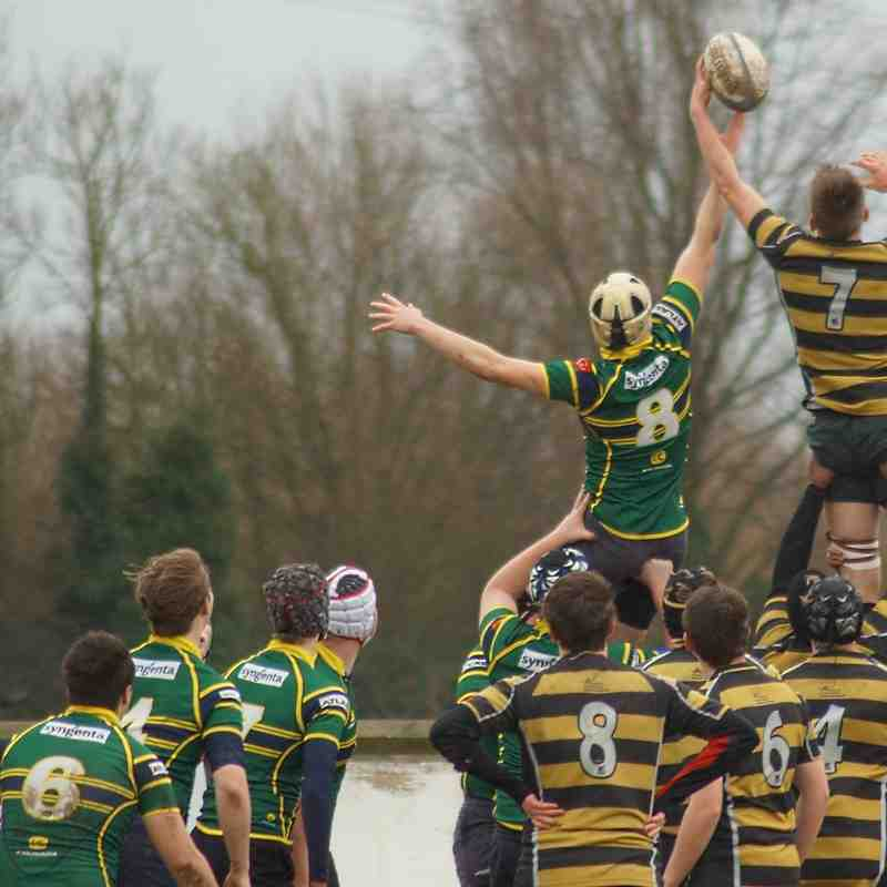 U16s vs Letchworth 2015-03-29