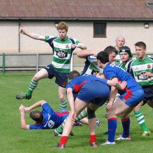 Dunbar RFC v Ross High RFC
