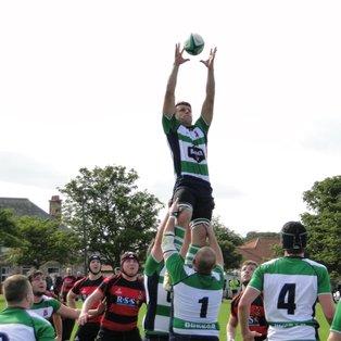 North Berwick RFC  v Dunbar RFC