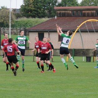 Dunbar RFC  v Linlithgow RFC
