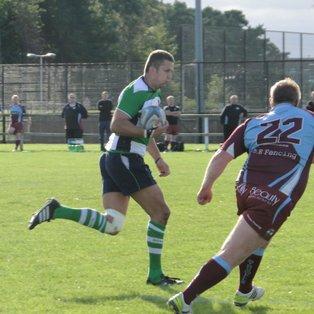 Dunbar RFC  v St. Boswells RFC