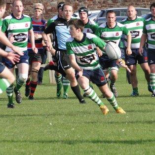 Dunbar RFC  v Liberton RFC